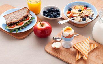 وجبات فطور
