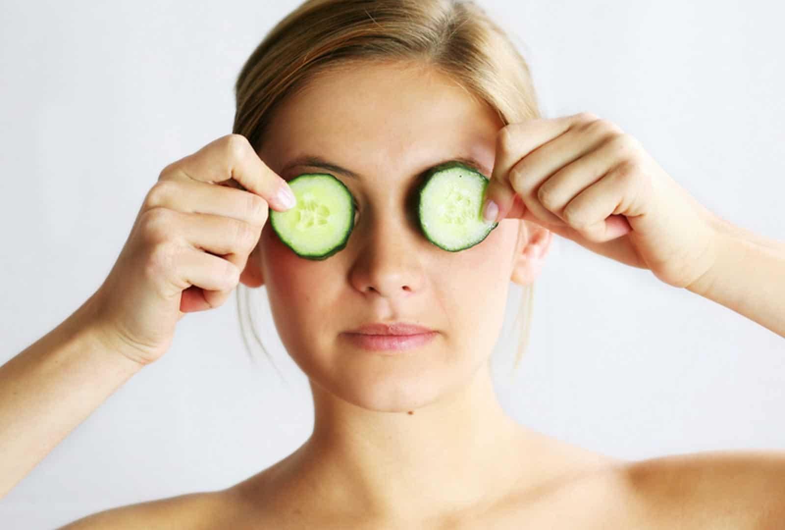 علاج الهالات تحت العين
