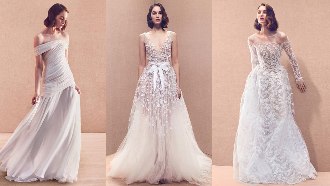 فساتين زفاف 2020 من أسبوع الموضة بنيويورك