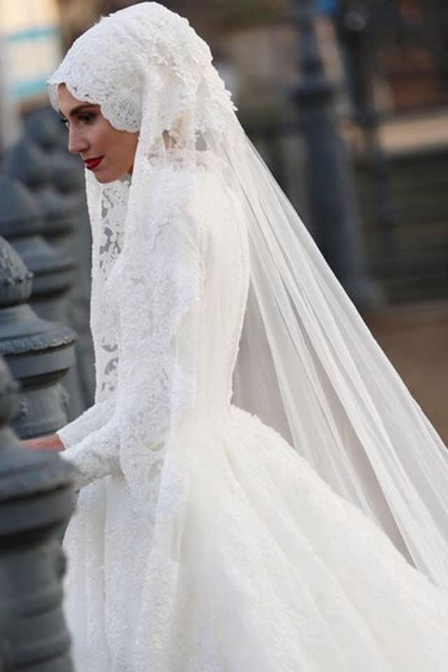 عروس عيون مصر2019_أجمل لفات طرحة