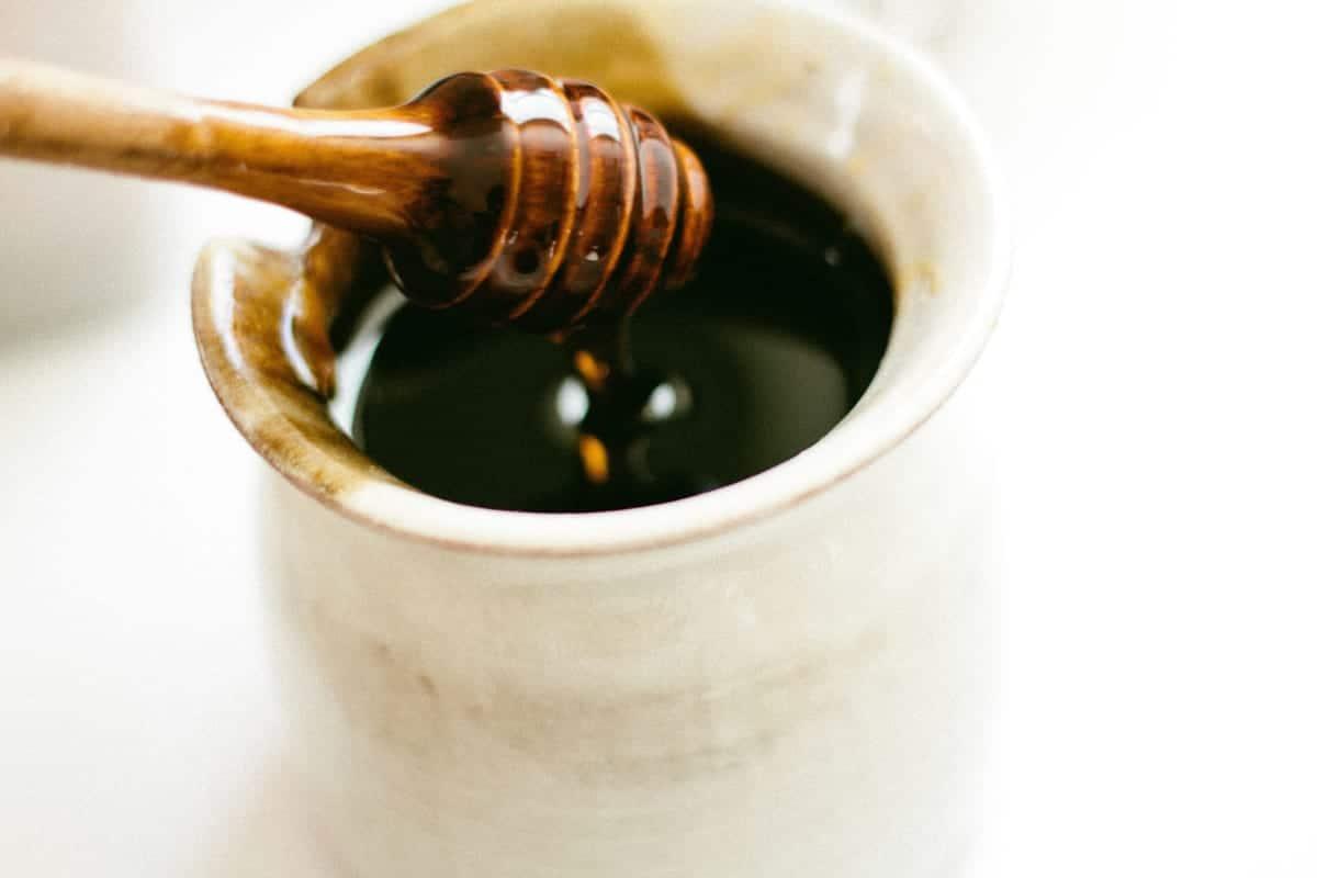 العسل الأسود للتخسيس