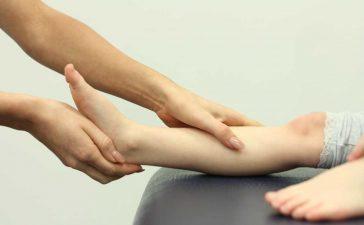 ضمور العضلات عند الأطفال