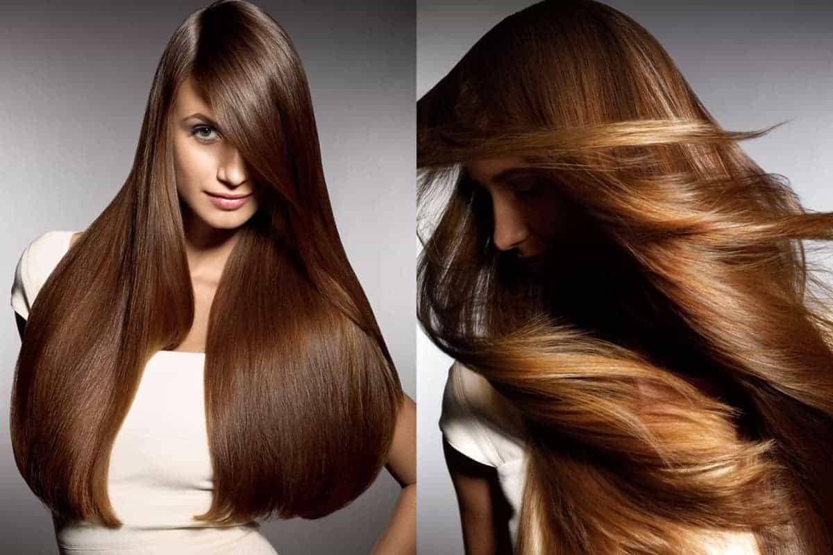 طرق منزلية لتنعيم الشعر المموج
