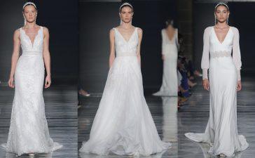 أفضل فساتين زفاف لعروس عيد 2019
