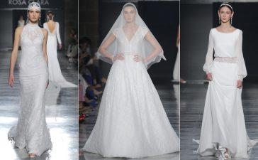 فساتين زفاف روزا كلارا لعروس العيد