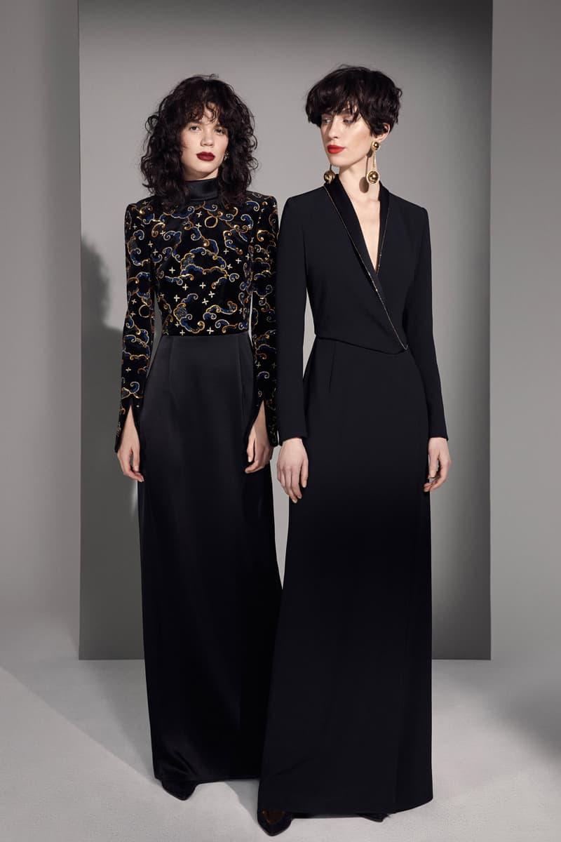 الفساتين المستقيمة