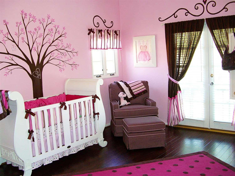 أفكار ديكور غرف نوم للمواليد الجدد