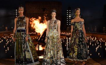 ديور تكشف عن لمساتها الشرقية في مجموعة أزياء ريزورت 2020