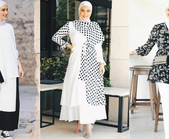 تنسيقات مبتكرة لأزياء المونوكروم من وحي الفاشنيستا دلال الدوب