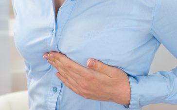 أعراض تليف الثدي