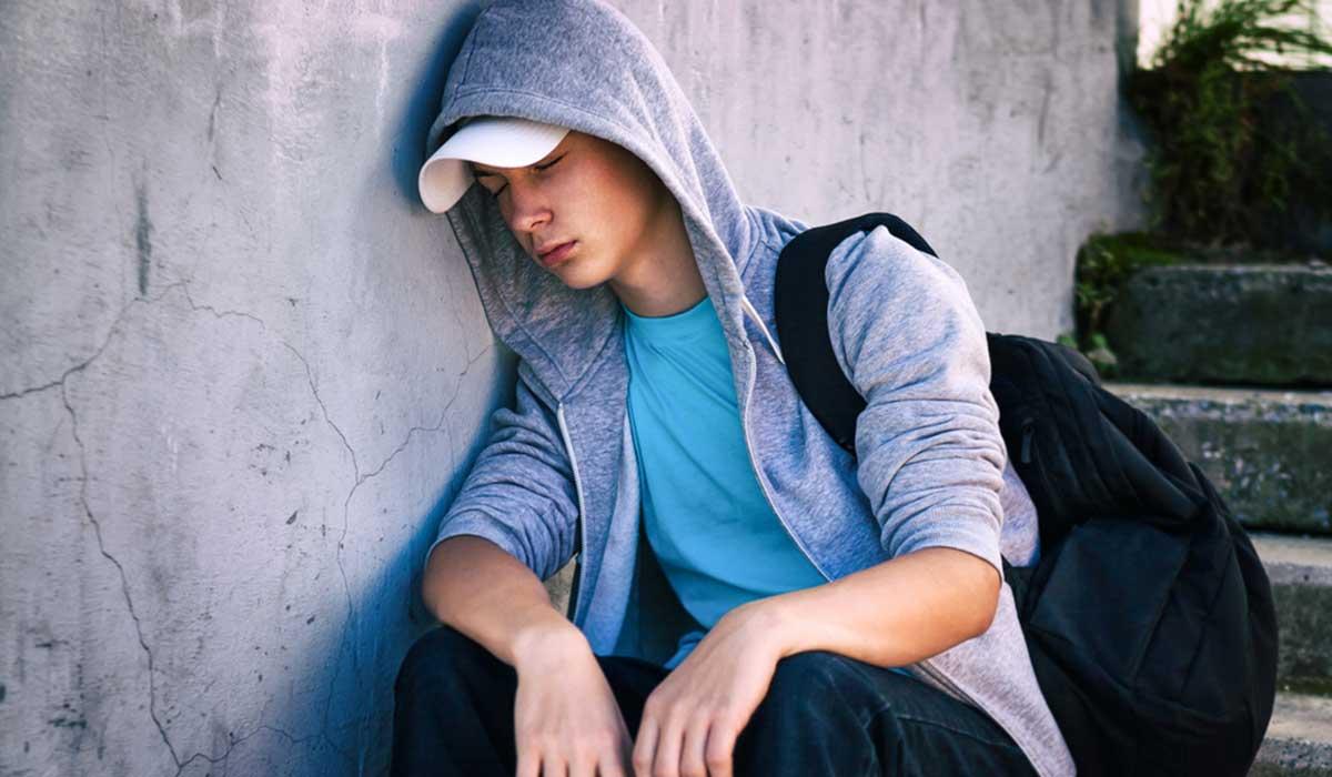 التبول اللاإرادي عند المراهقين
