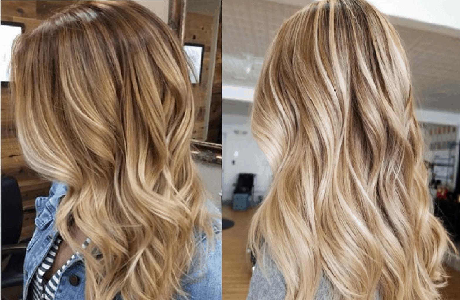 كيف تعتنين بصحة شعرك بعد تطبيق الهايلايت