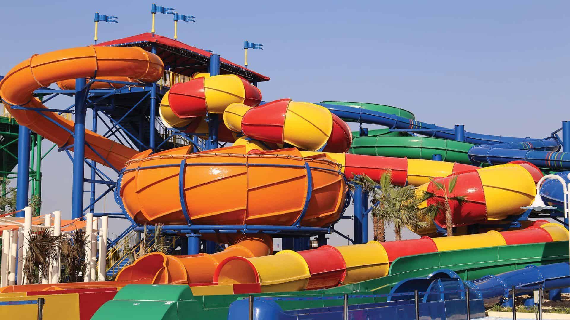 حديقة ليغولاند المائية دبي