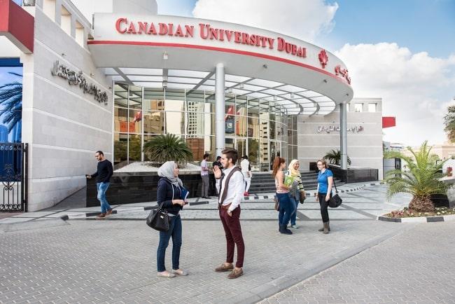 نبذة حولالجامعة الكندية في دبي