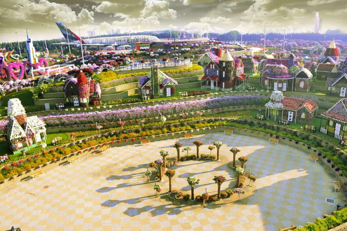 اجمل الاماكن في دبي :حدائق دبي