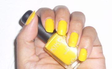 مناكير باللون الأصفر خيارك الأمثل لصيف 2019