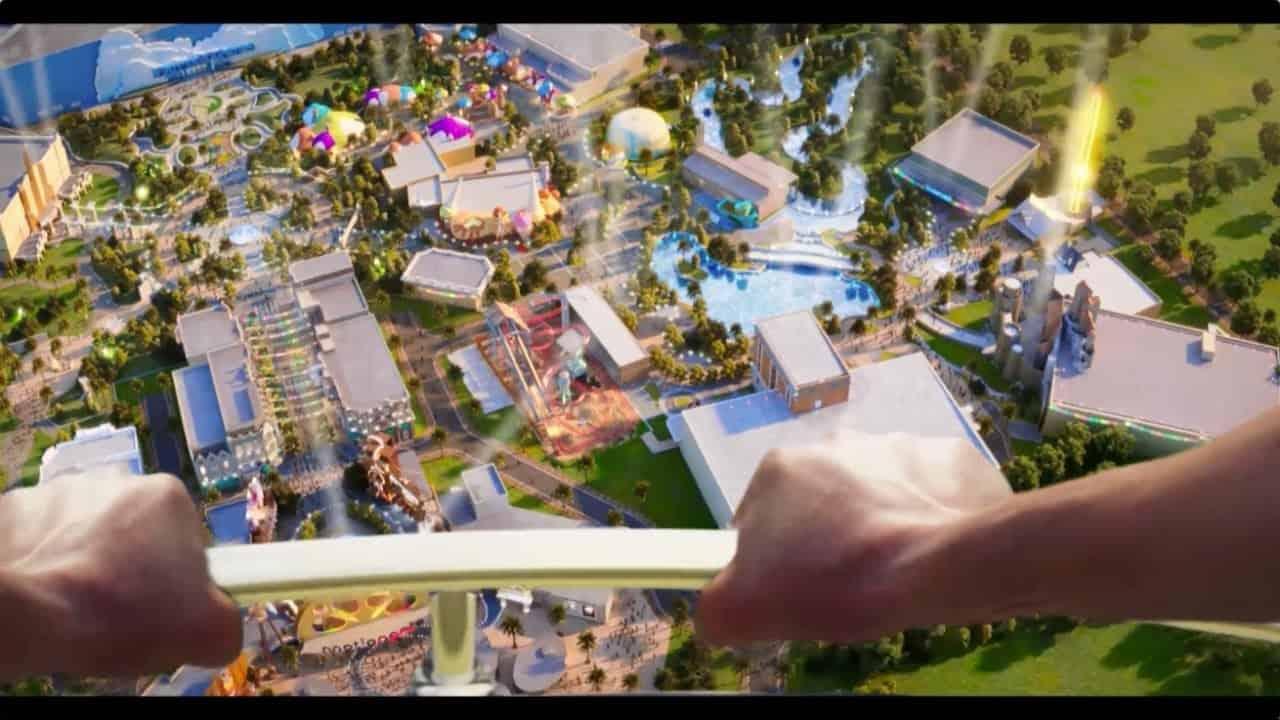 الاماكن السياحية في دبي : ملاهي موشنجيت