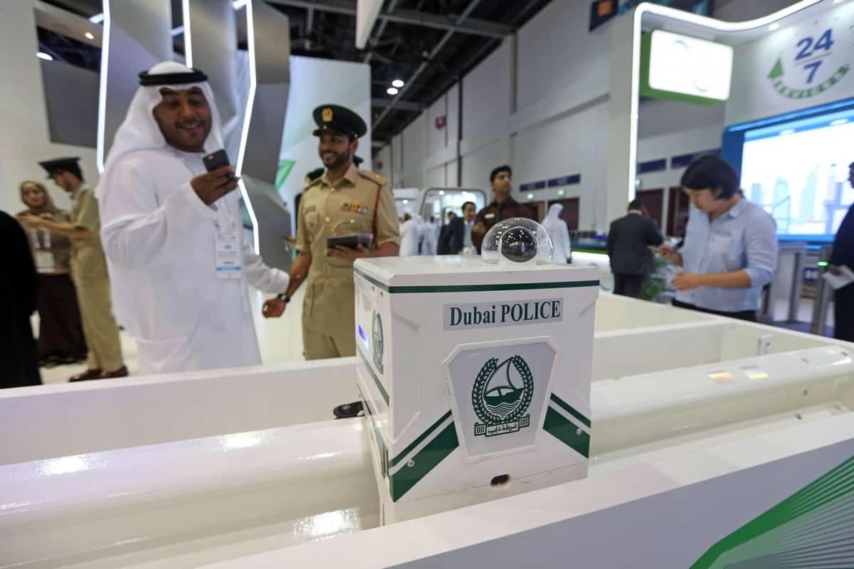 جوائز شرطة دبي