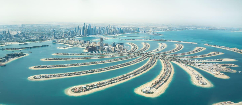 السياحة في دبي :نخلة جميرا
