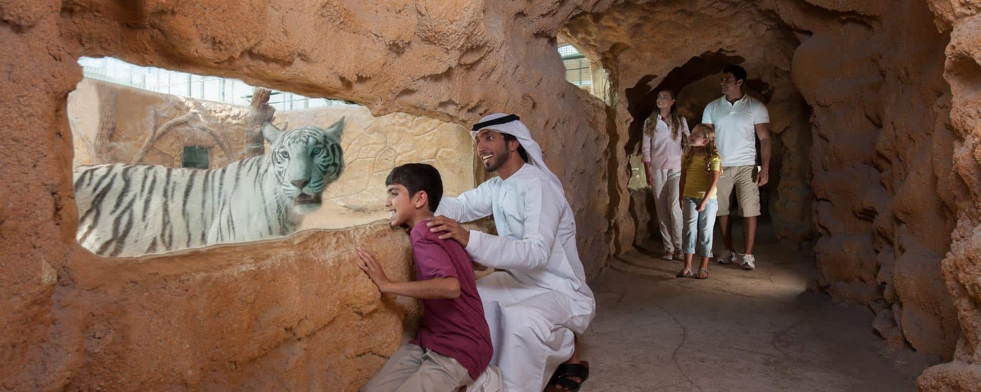 اجمل الحدائق في دبي :حديقة حيوانات دبي