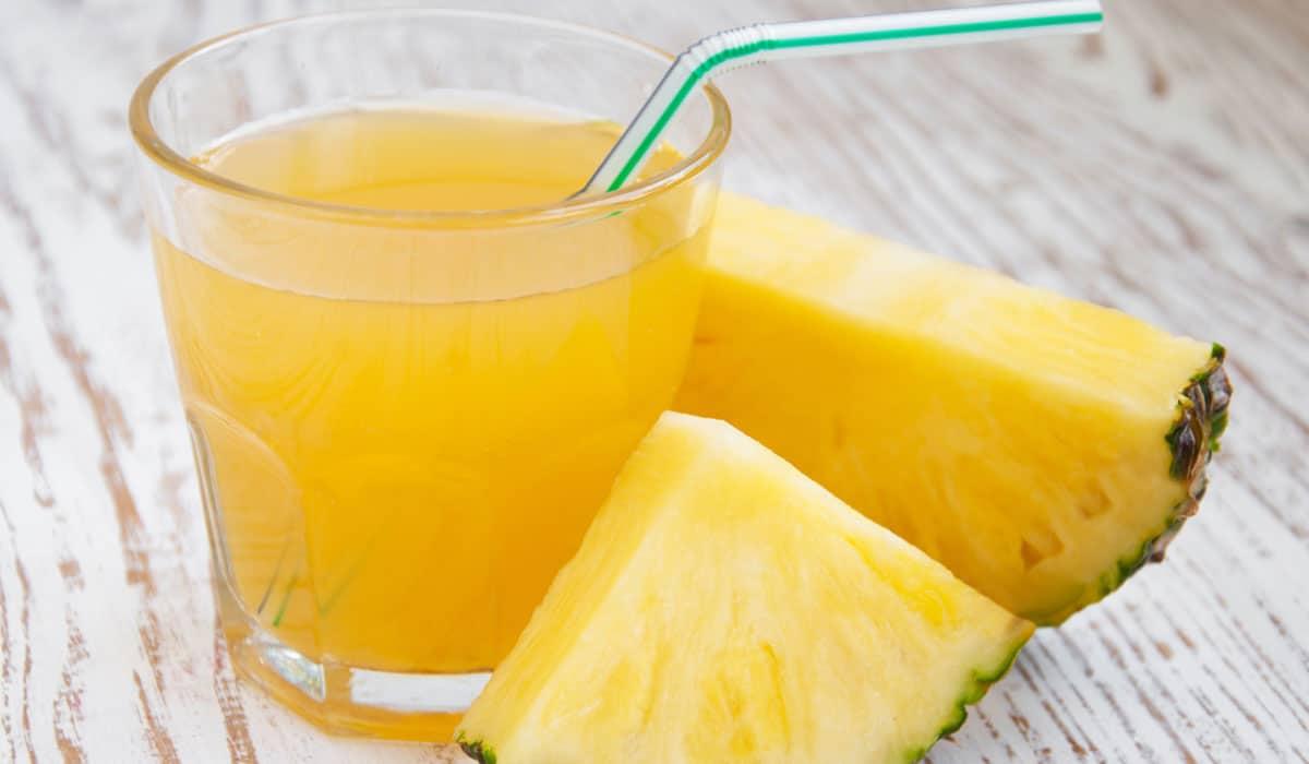 عصير الأناناس للتخلص من الوزن الزائد