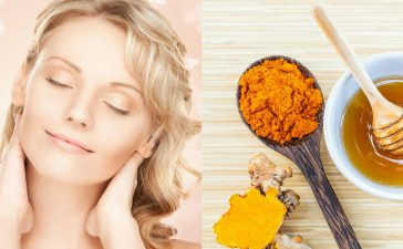 علاجات الكركم للتمتع ببشرة مشرقة وصحية