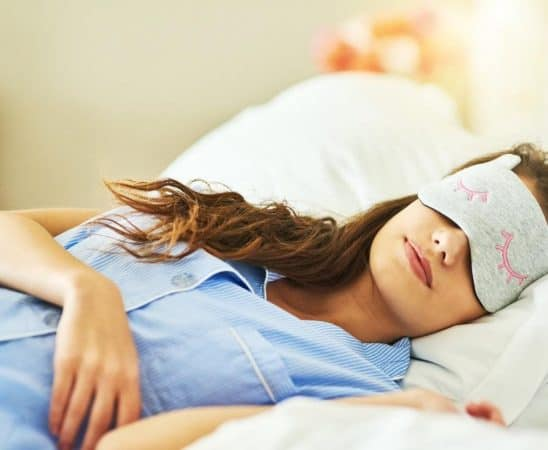 9 تقنيات للنوم بشكل أفضل