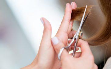 علاج تقصف الشعر