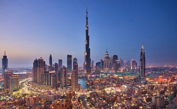 رأس السنة في دبي