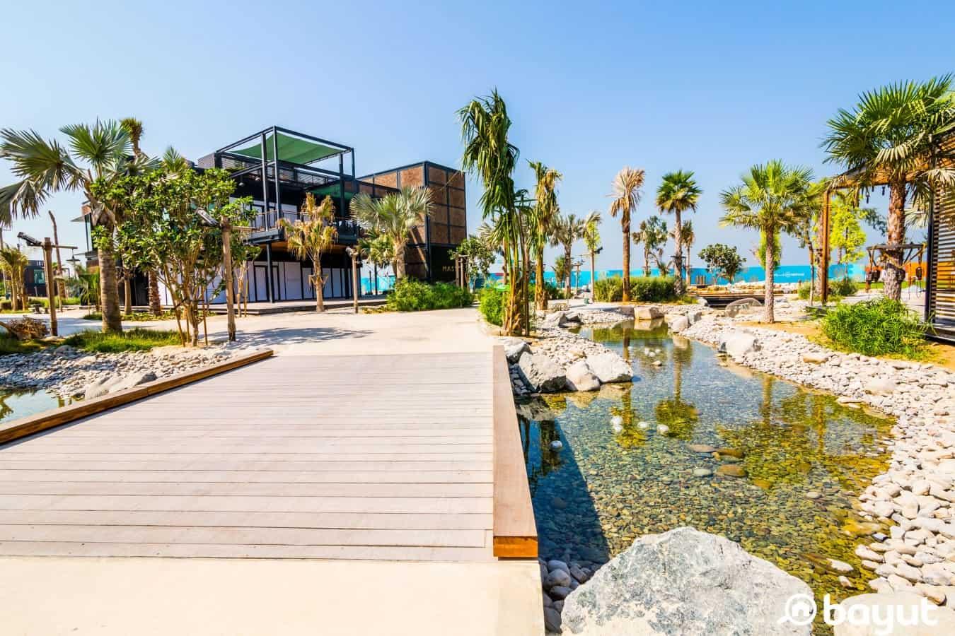 أفضل الشواطئ في دبي