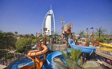 مدن الملاهي في دبي