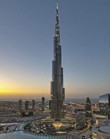 أنشطة سياحية في دبي