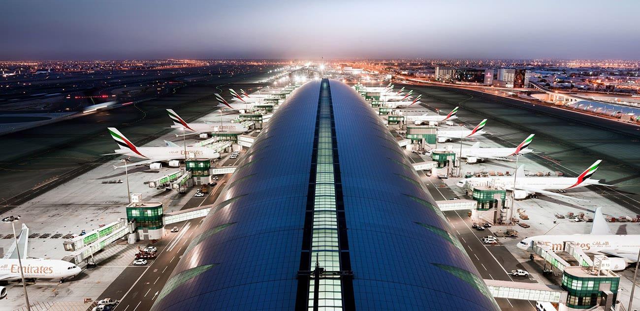 مطار على مستوى رفيع