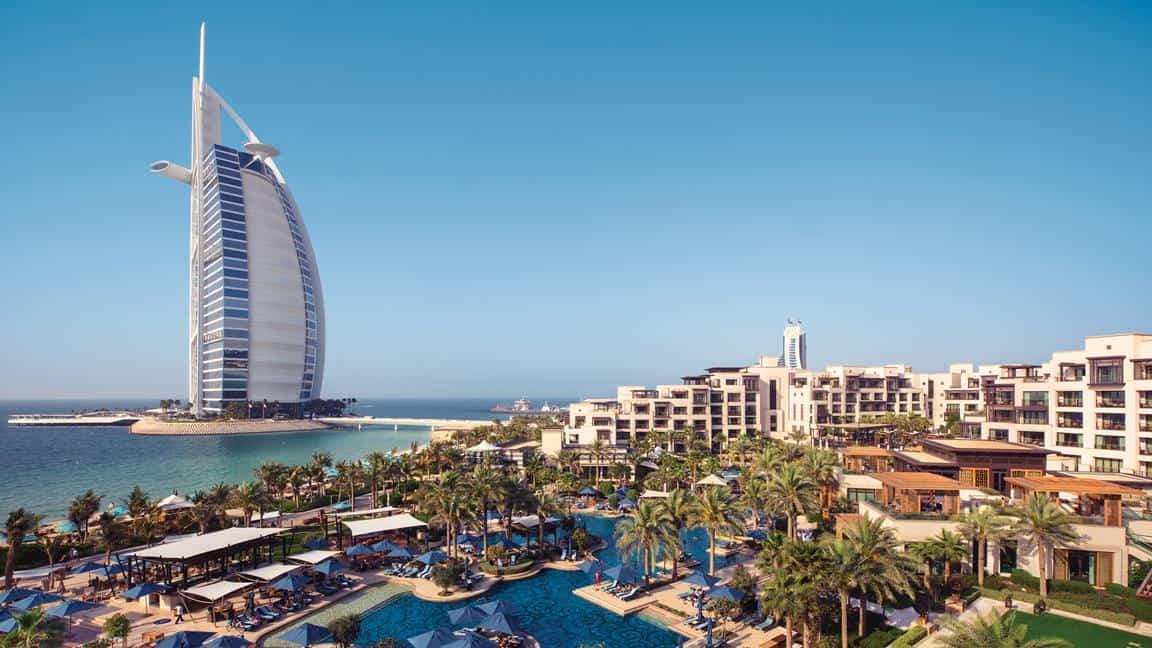 المعالم السياحية في دبي خور دبي