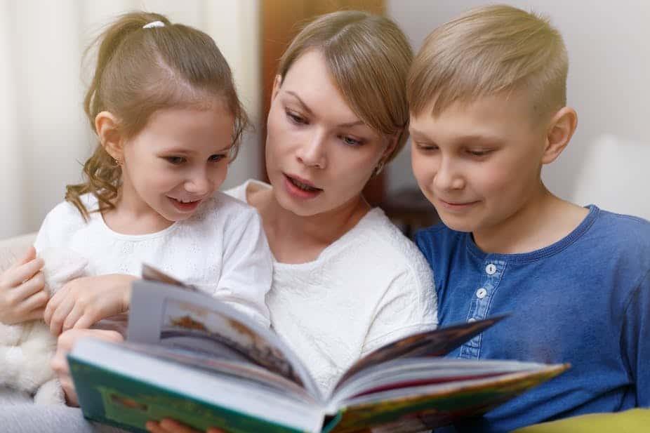 عودي طفلك على مطالعة الكتب