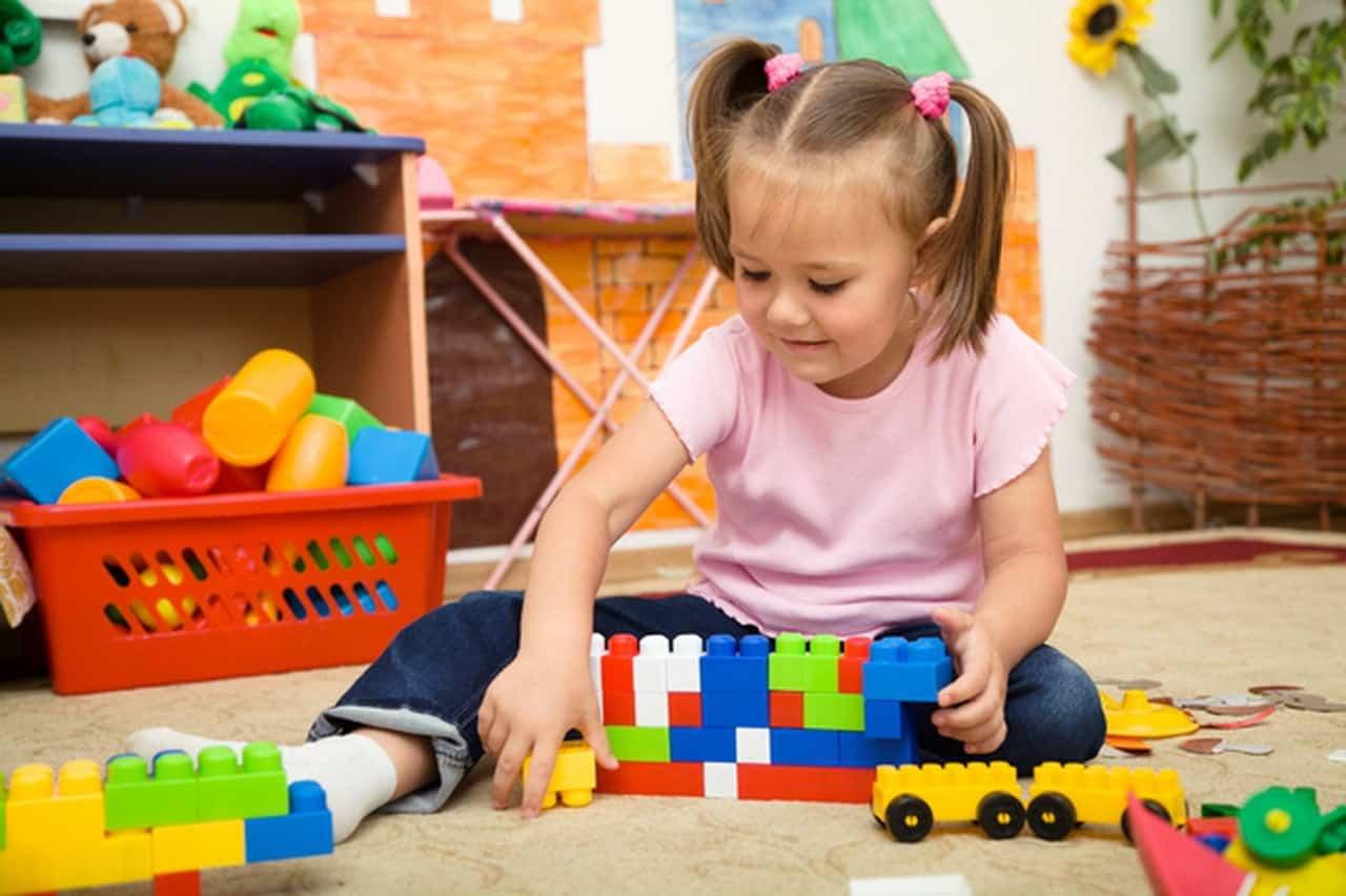 بناء للقدرات الذهنية للأطفال