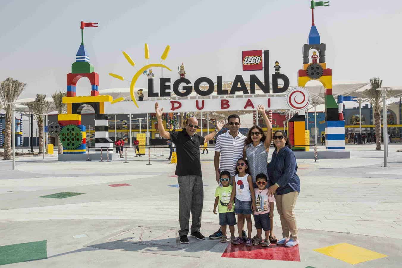 مدن الملاهي في دبي : ليغو لاند
