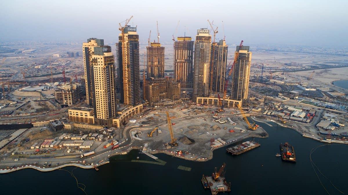 أنشطة سياحية في دبي : خور دبي