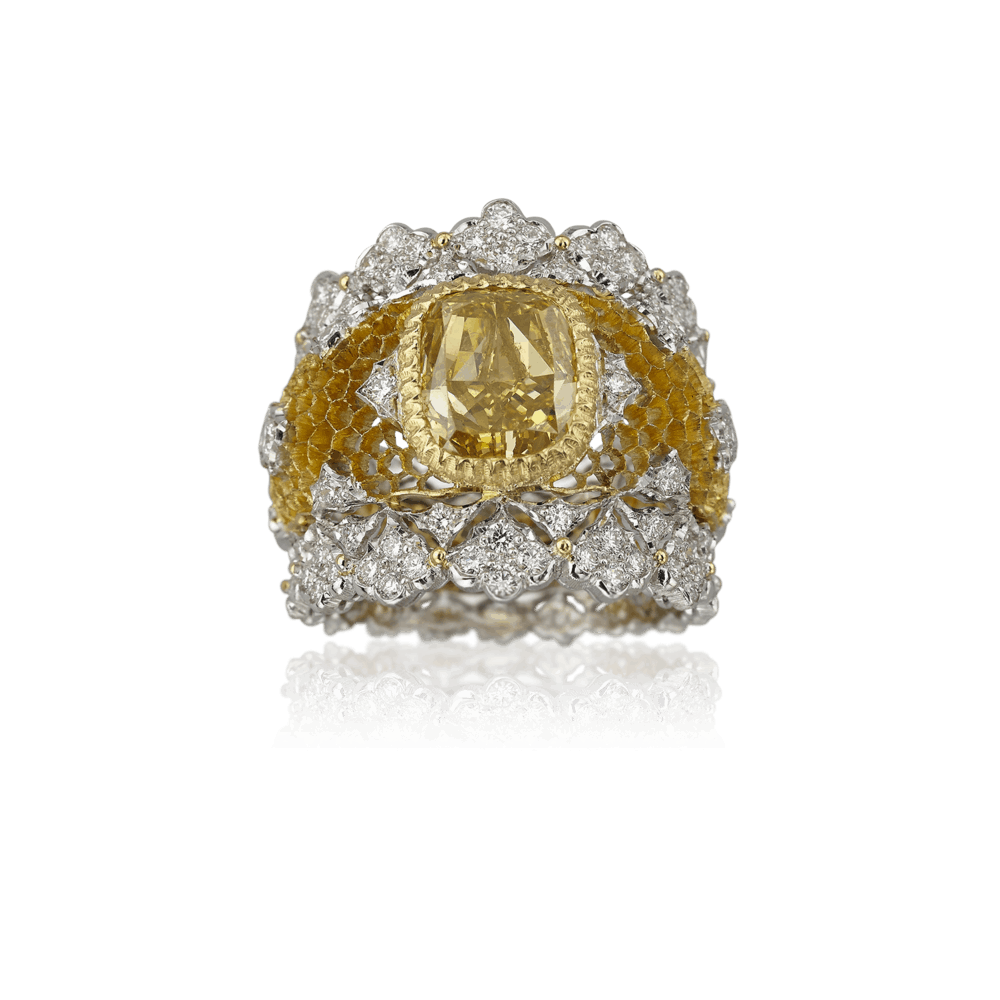 خاتم خطوبة من الماس