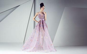 موديلات رائعة من الفساتين المناسبة للسهرات أيام العيد