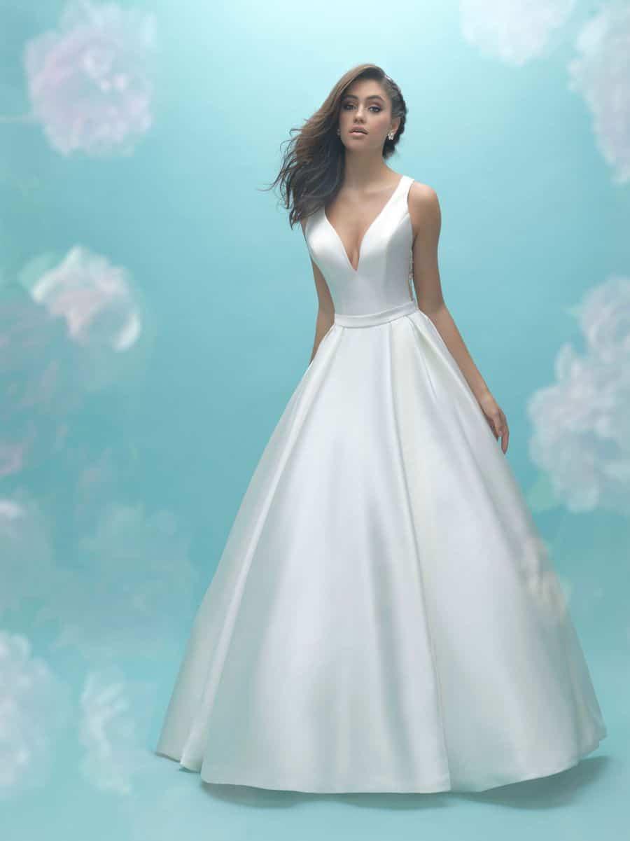 """فستان زفاف ألفرد سانغ لعروس 2020 """"Allure"""""""