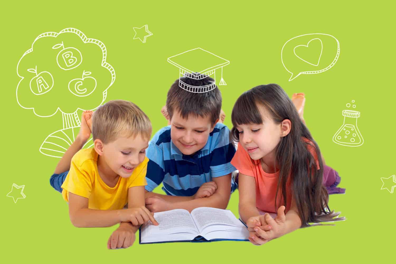 كيف تجعلين طفلك يحب المدرسة
