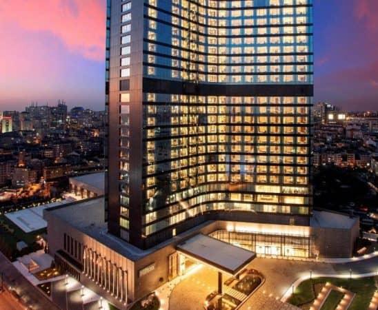أشهر الفنادق في إسطنبول