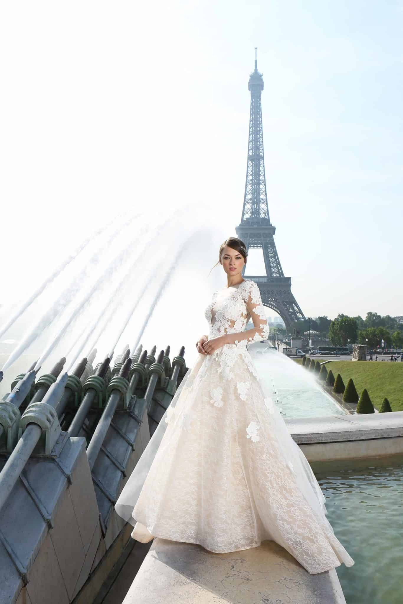 فساتين زفاف سيمبالين