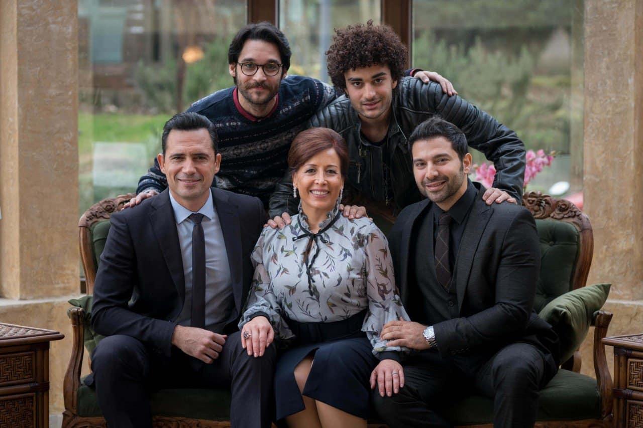 حضور الممثل التونسي ظافر