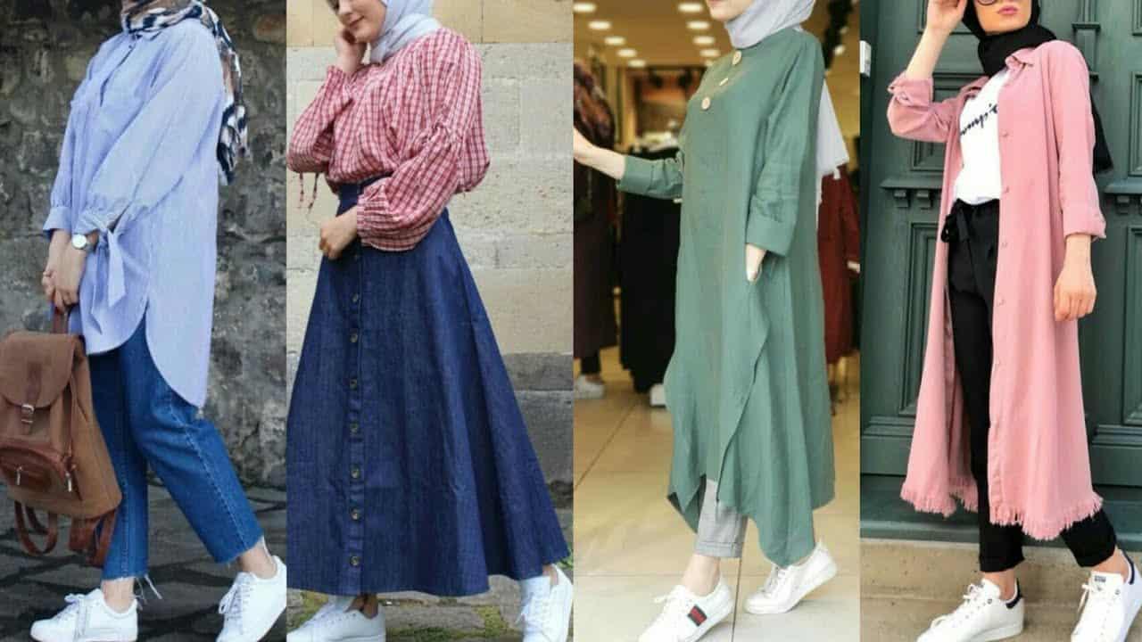 ملابس فضفاضة شبابية