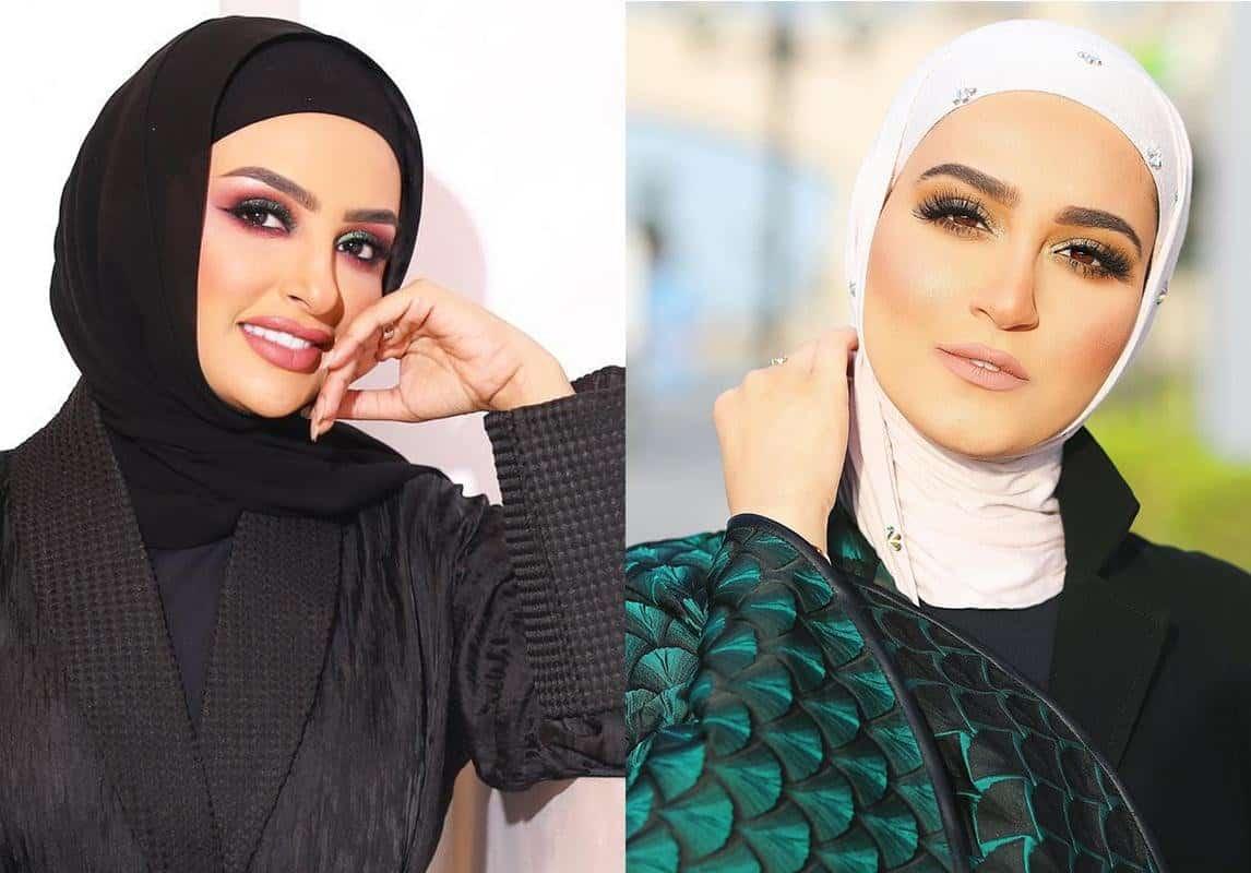 درجة الحجاب المناسبة لصاحبات البشرة البيضاء