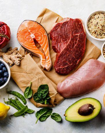 طعام صحي ولذيذ