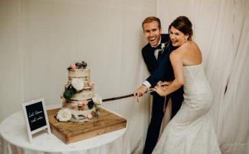 طريقة تنظيم الزفاف