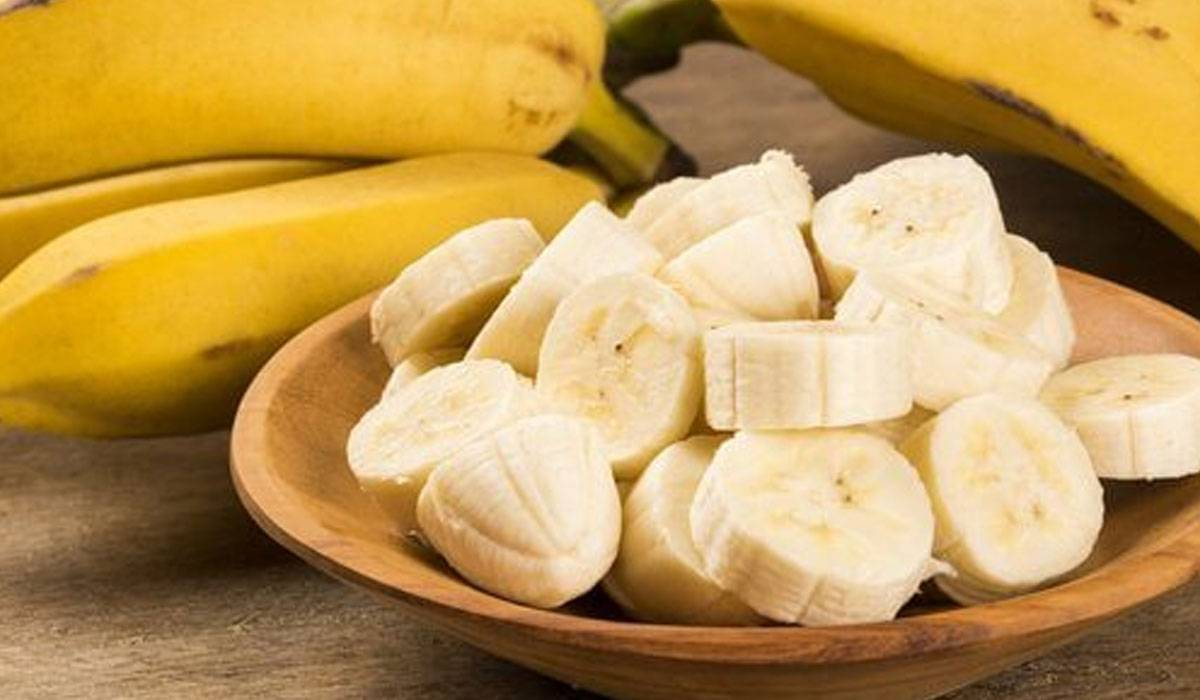 استخدام الموز لزيادة الوزن